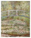 Water Lily Pond  1899