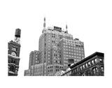 Tribeca  NYC (b/w)