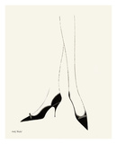 Untitled (Pair of Legs in Highheel)  c 1958