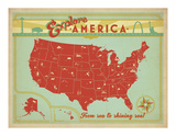 Explore America: From Sea To Shining Sea