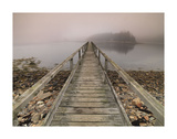 Footbridge to the Island