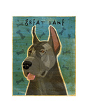 Great Dane (Blue)