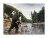 Fishing the Gallatin