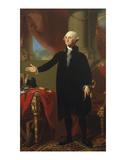 George Washington (Lansdowne Portrait)  1796