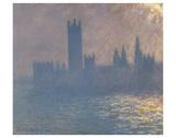 Houses of Parliament  Sunlight Effect (Le Parlement  effet de soleil)  1903