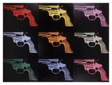 Gun  c 1982 (many/rainbow)