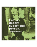 I am a deeply superficial person (color square)