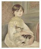 Julie Manet  1887