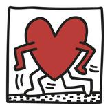 KH04 Reproduction d'art par Keith Haring