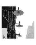 Lamps (B&W)