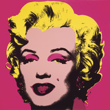 Marilyn Monroe (Marilyn)  1967 (hot pink)
