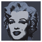 Marilyn Monroe (Marilyn)  1967 (black)