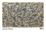 Number 1, 1949, 1949 Reproduction d'art par Jackson Pollock