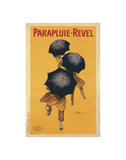 Parapluie Revel Reproduction d'art par Leonetto Cappiello