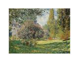 Parc Monceau  1876