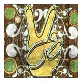 Peace 1 (hand)