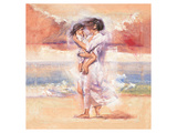 Affectionate Embrace