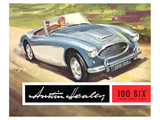 Austin Healey 100 Six 2 Seater