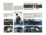 Austin Healey-Suddenly it Rains
