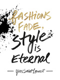 Style is Eternal