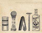 The Essentials IV Giclée par The Vintage Collection