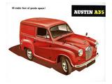 Austin A35 60 Cubic Feet