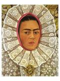 Kahlo - Giclée premium par Frida Kahlo