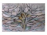 Flowering Apple Tree Giclée premium par Piet Mondrian