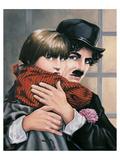 Charly Chaplin - the Kid