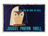 Judges Prefer Shell