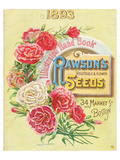 Rawson Seed 1893 Boston MA