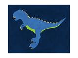 Dino 111 Reproduction d'art par Tamara Robinson