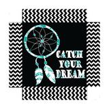 Catch Your Dream Art Box Reproduction d'art par Shanni Welch