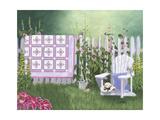 Floral Sunburst Quilt