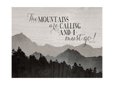 Mountians are Calling