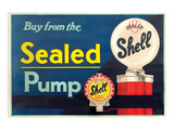 Shell-Buy From the Sealed Pump