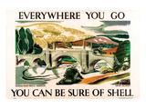 Shell Everywhere You-Aberfeldy
