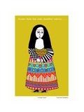 Sister Rosa (Yellow)