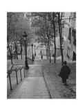 Montmartre Steps - Paris  France