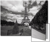 Eiffel Tower Topiary - Paris  France