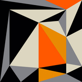 Angles 3 Reproduction d'art par Greg Mably