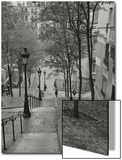 Montmartre Steps 3 - Paris  France