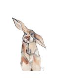 Bemy Bunny Giclée par Nina Dogmetchi