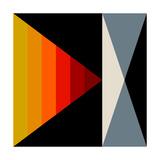 Angles 1 Reproduction d'art par Greg Mably
