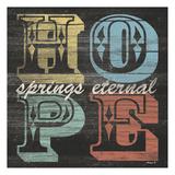 Hope Spring Eternal