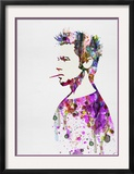 Fight Club Watercolor