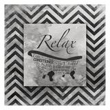 Bath Relax Reproduction d'art par Jace Grey