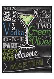 Chalkboard Bar Vodka 4