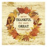 We're Thankful Wreath
