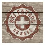 Ski Patrol Seal